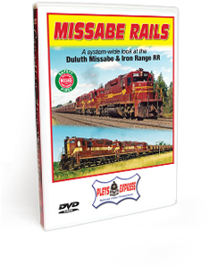 Missabe Rails DVD Video
