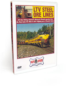 LTV Steel Ore Lines DVD Video
