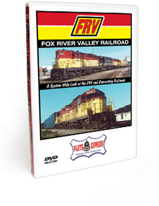 Fox River Valley Railroad DVD Video