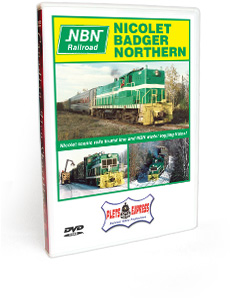 Nicolet Badger Northern DVD Video