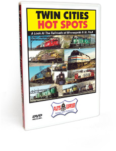 Twin Cities Hot Spots DVD Video