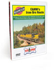 C&NWs Iron Ore Route DVD Video