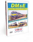Dakota Minnesota & Eastern Railroad DVD Video