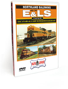Northland Baldwins and the E&LS DVD Video