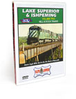 Lake Superior & Ishpeming <br/> Vol 2 - Hill & Dock Trains DVD Video
