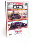 Soo Line 2719 <br/>  Steamin' Highlights DVD Video