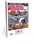 Railroads & Ships of U.S. Steel DVD Video