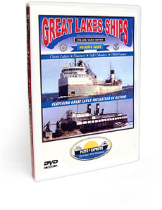 Great Lakes Ships <br/> Volume 09 DVD Video