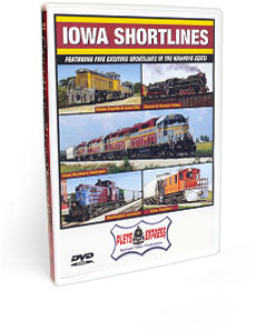 Iowa Shortlines DVD Video