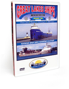 Great Lakes Ships <br/> Volume 10 DVD Video