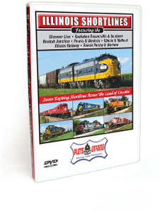 Illinois Shortlines DVD Video