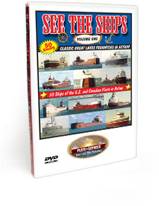 See the Ships - Volume 1 DVD Video