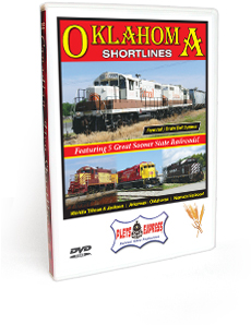Oklahoma Shortlines DVD Video