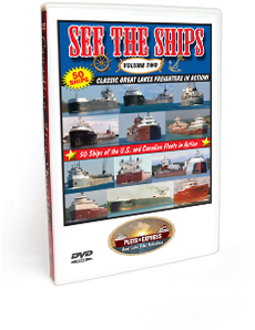 See the Ships - Volume 2 DVD Video