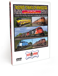 Taconite Trains of Minnesota - Volume 2