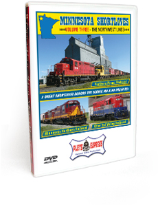 Minnesota Shortlines <br/>  Vol. 3 The Northwest Lines DVD Video