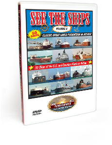 See the Ships - Volume 3 DVD Video