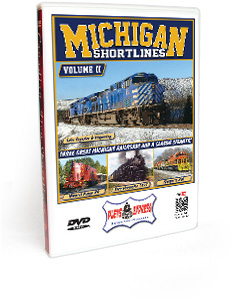 Michigan Shortlines - Volume 2 DVD Video