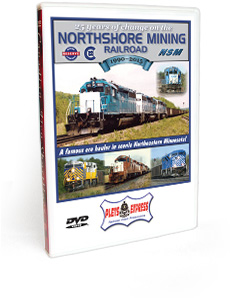 Northshore Mining Railroad DVD Video