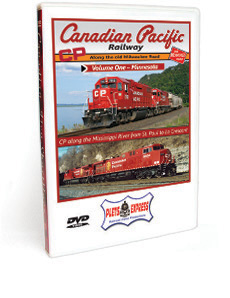 Canadian Pacific Ry - Vol. 1 Minnesota DVD Video