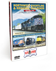 Northwest Shortline & Regional Railroads <br/>Volume 1 - Montana | Idaho | Wyoming DVD Video